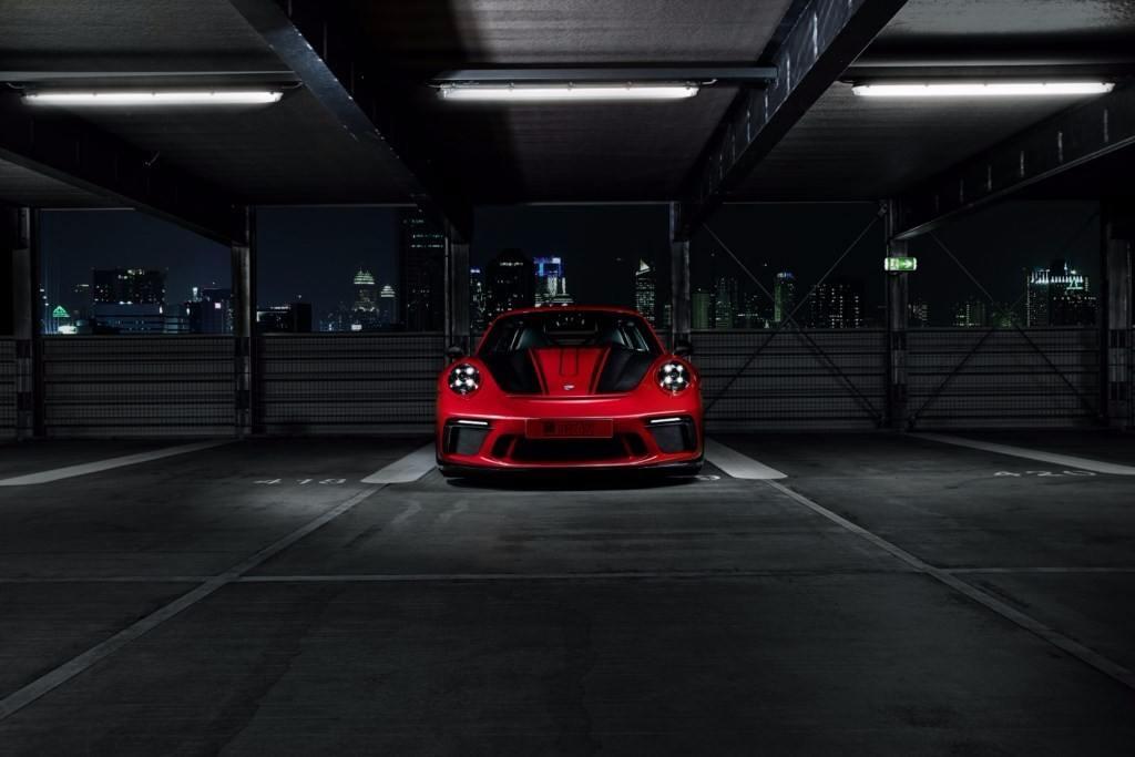 TECHART presenta un nuevo paquete deportivo para el nuevo Porsche 911 GT3