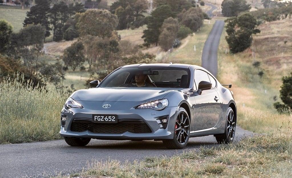"""El Toyota GT86 se vuelve más exclusivo en Australia con el """"Performance Kit"""""""