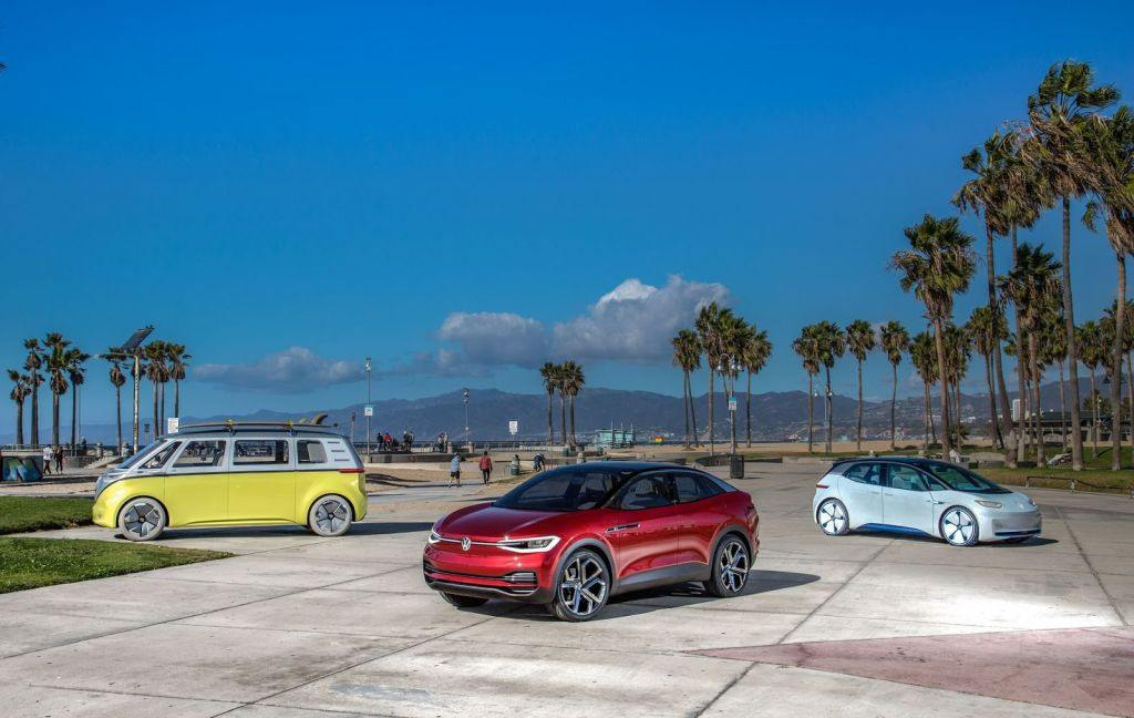 Volkswagen registra las denominaciones I.D. Cruiser e I.D. Freeler