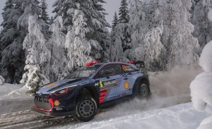 El WRC felicita la Navidad con dos vídeos espectaculares