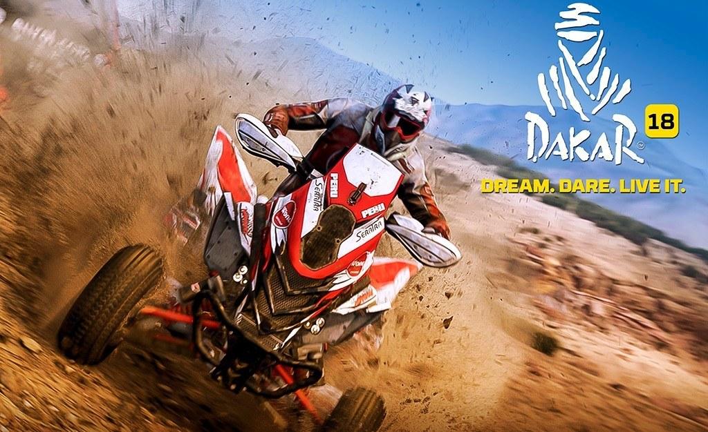 Dakar 18: el nuevo juego de carreras multiplataforma que llegará en 2018