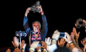 Dakar 2018: Carlos Sainz, el eterno ocaso de un dios