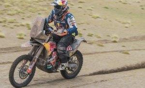 Dakar 2018, etapa 10: Se armó el Belén en favor de Walkner
