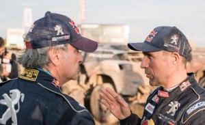 Dakar 2018, etapa 12: Pilotos de coches y camiones al habla