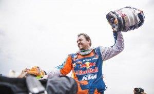 Dakar 2018, etapa 14: Palabra de los campeones