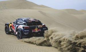 Dakar 2018: Sainz hace brillar a España entre los coches