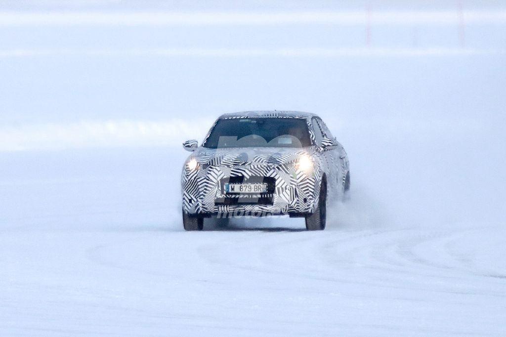 El nuevo DS 3 Crossback debuta en las pruebas de invierno en Laponia