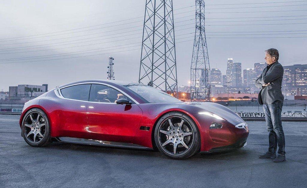Fisker EMotion: entra en escena el nuevo coche eléctrico de lujo