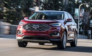 Ford Edge 2018: el SUV americano se renueva con interesantes novedades
