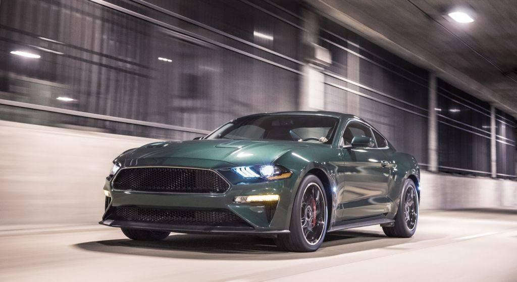 El nuevo Ford Mustang Bullitt presentado en el 50 aniversario de la película
