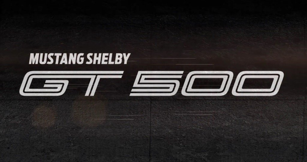 Ford confirma el nuevo Mustang Shelby GT500 con más de 700 CV
