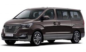 Hyundai Grand Starex 2018: el monovolumen de 12 plazas se actualiza