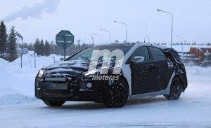 El desarrollo del Hyundai i40 Cw 2019 se traslada al norte de Europa