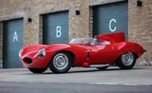 A la venta el Jaguar D-Type 1956 vendido por Bernie Ecclestone
