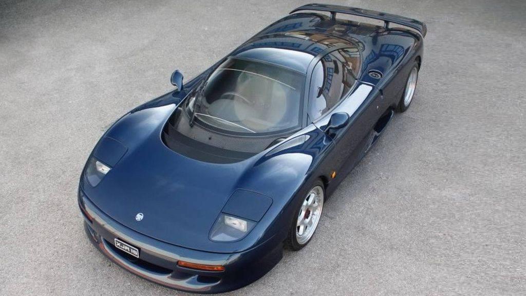 Magnífico ejemplar sin apenas uso del Jaguar XJR-15 a la venta