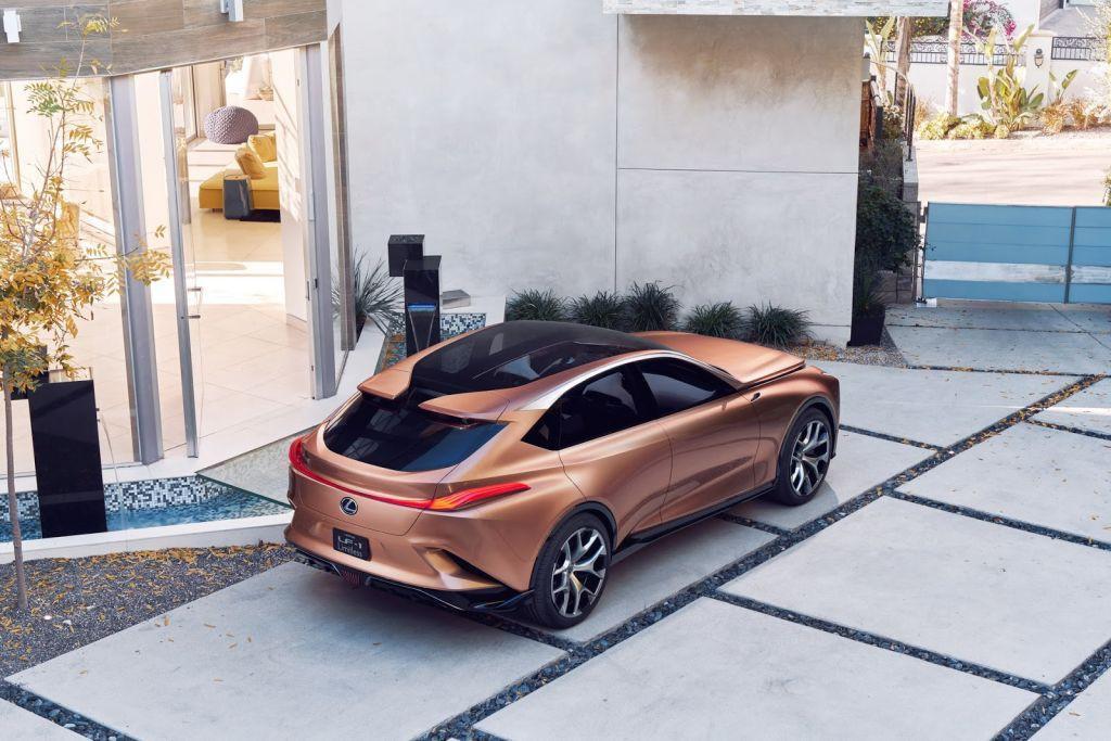 Foto Lexus LF-1 Limitless Concept - exterior