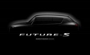 Maruti Concept Future S: el adelanto del nuevo crossover indio competidor del Renault KWID