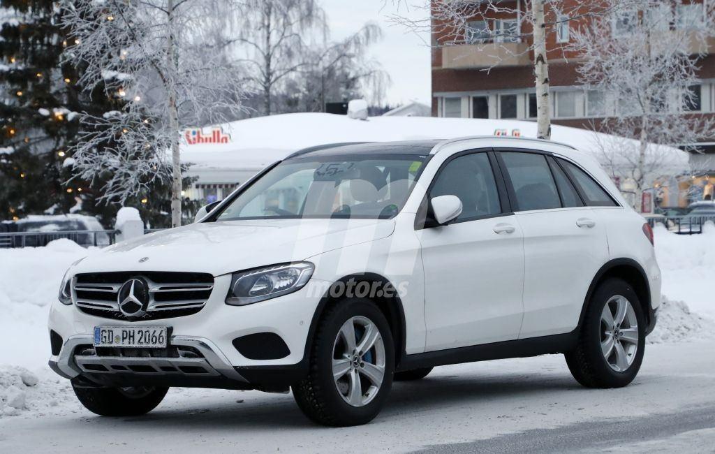 El Mercedes GLC 350e 4Matic prueba una mejora de autonomía en el frío de Suecia