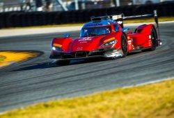 24H de Daytona 2018: Mazda lidera, Hanson estrella el LMP2 de Alonso