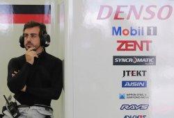 Las 6 Horas de Fuji se interponen entre Alonso y la leyenda