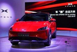 Alibaba invierte en el fabricante chino Xiaopeng de coches eléctricos