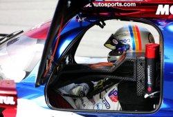 """Alonso debuta en Daytona: """"El tráfico y la noche son el gran desafío"""""""