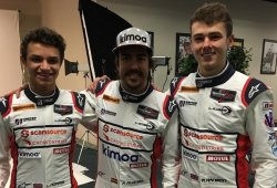 Alonso, gran protagonista en el Media Day de Daytona