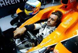 """Alonso: """"Todo lo que no sea podios estará por debajo de las expectativas"""""""