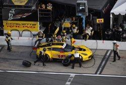 """Antonio García: """"La falta de amarillas dejó una carrera tipo Le Mans"""""""
