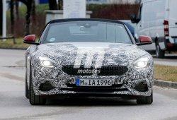 La nueva generación del BMW Z4 comienza a destaparse en Alemania