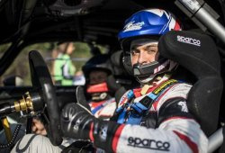 Bryan Bouffier, candidato al tercer Ford Fiesta RS WRC