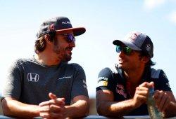 "Sainz: ""Cuando conocí a Alonso, le dije a mi padre que quería ser como él"""
