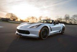 Chevrolet revela los datos de producción del Corvette Carbon 65 Edition