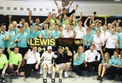 El éxito sale caro: Mercedes pagará 4,6 millones para participar en la F1