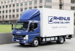 Fuso eCanter: comienzan las primeras entregas del camión eléctrico