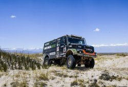 Dakar 2018, etapa 12: Un solo segundo entre dos gigantes