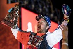 Dakar 2018: Austria tiene en Matthias Walkner un héroe