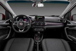 Desvelado el interior del nuevo Fiat Cronos