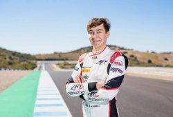 El campeón de GP3 George Russell completa la alineación de ART