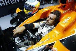 """Alonso: """"Este año el estado de ánimo de McLaren es completamente distinto"""""""