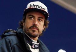 """Fernando Alonso, sobre Le Mans: """"Podría ocurrir, pero es un 50-50"""""""