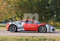 El Ferrari 488 GTO contará con el V8 más potente de la historia de Ferrari