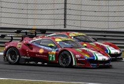 Ferrari mantendrá sus pilotos oficiales en el WEC 2018-19