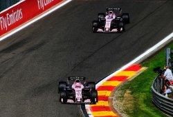 Force India cree que Pérez y Ocon están preparados para competir libremente