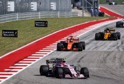 """Force India, receloso de McLaren y Renault: """"Están muy cerca"""""""
