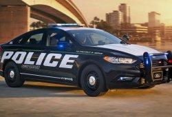 Ford patenta un vehículo policial de persecución totalmente autónomo