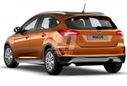 Ford Focus Active: la nueva generación será «crossoverizada»