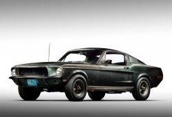 Ford presenta el Mustang Bullitt original que estuvo escondido cerca de 40 años