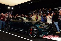 El primer Ford Mustang Bullitt subastado por 300.000 dólares