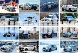 Abarth 124 GT, Volkswagen T-Cross y Jeep Renegade 2019: fotos espía Diciembre 2017